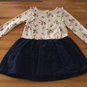 Gap Girls Fall Dress 4
